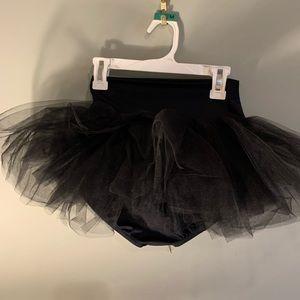 Balera Black Shortie Tutu, Great Condition